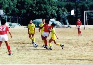 少年サッカー時代1