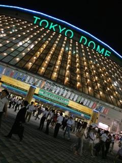 都市対抗野球大会決勝東京ドーム