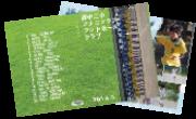 F少年サッカークラブ卒団記念アルバム