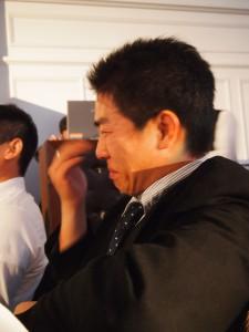 結婚式の涙