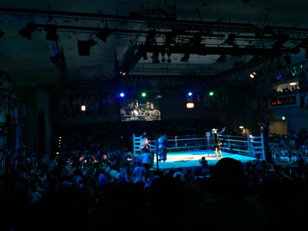 南国超人、羅王丸、シュートボクシング