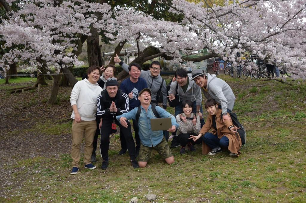 お花見2017.4_6533