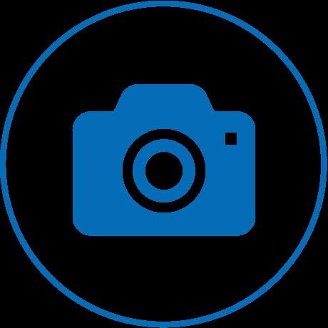 カメラのアイコン