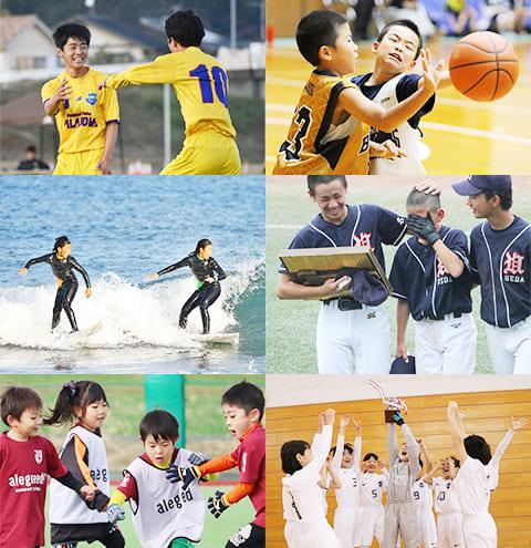 第二回目スポーツ写真フォトコンテストの結果発表案内画像