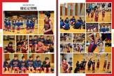 甲南高校バスケ部大会2