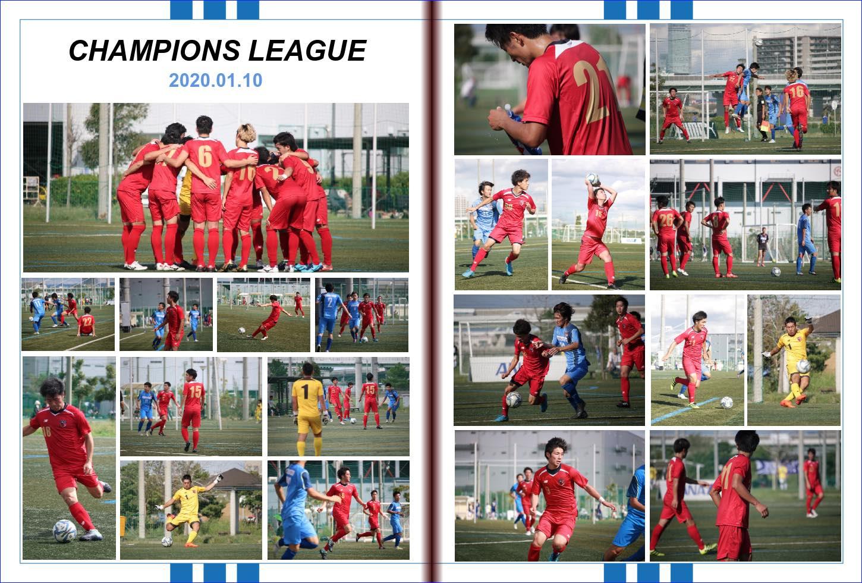 SPOBOOK サッカー レイアウト3